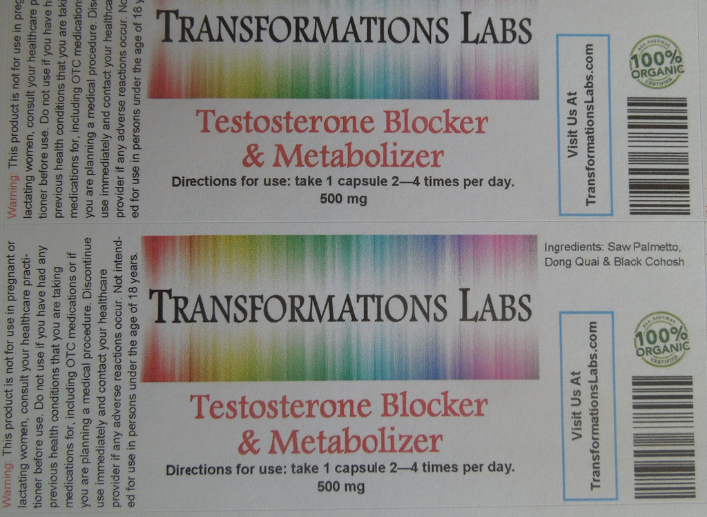 Estrogen Booster & Testosterone Blocker
