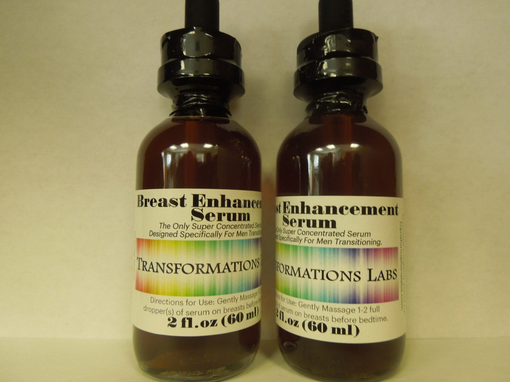 Breast Enhancement Serum - 2oz