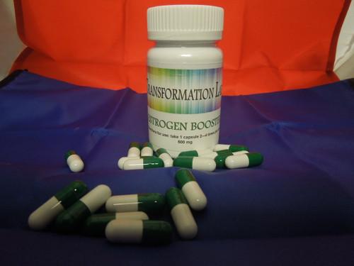 Estrogen Booster & Feminizer.