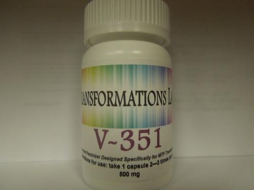 Advanced Feminizer, Estrogen Booster, Testosterone Blocker