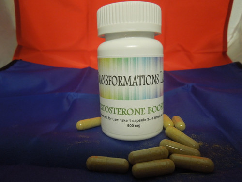 Testosterone Blocker & Feminizer