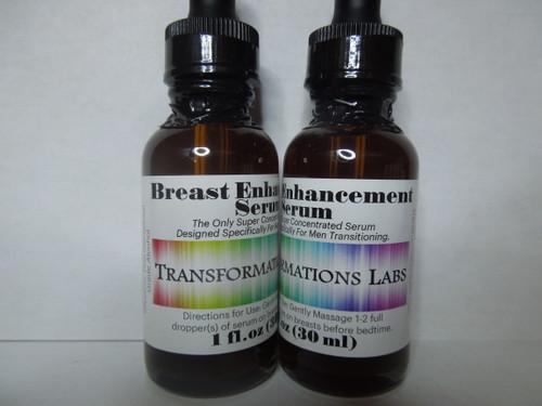 Breast Enhancement Serum - 1oz