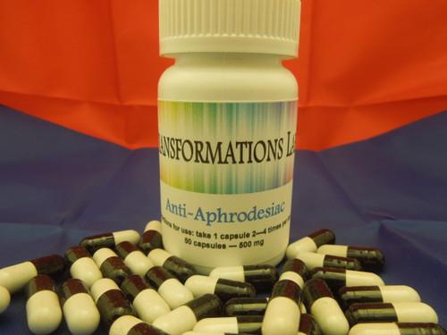Anti- Aphrodesiac