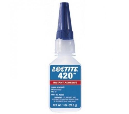 Loctite 420 Adhesivo Instantáneo Super Bonder - Botella 20 gr