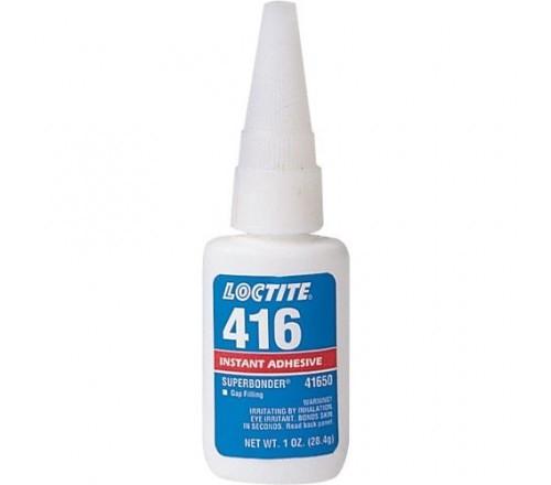 Loctite 416 Adhesivo Instantáneo Super Bonder - Botella 20 gr