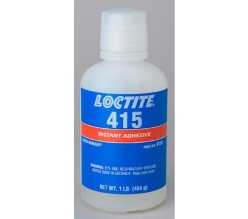 Loctite 415 Adhesivo Instantáneo Super Bonder - Botella 1 lb