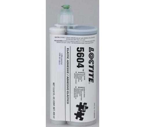 Loctite SI 5604 - cartucho dual 400 ml