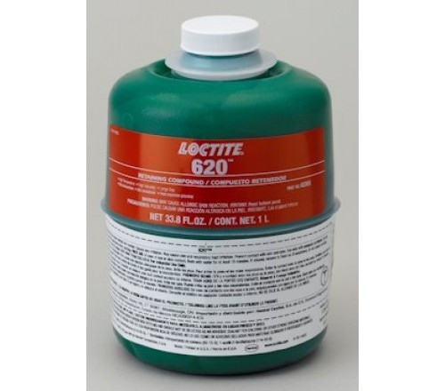 Loctite 620 - botella 1 lt