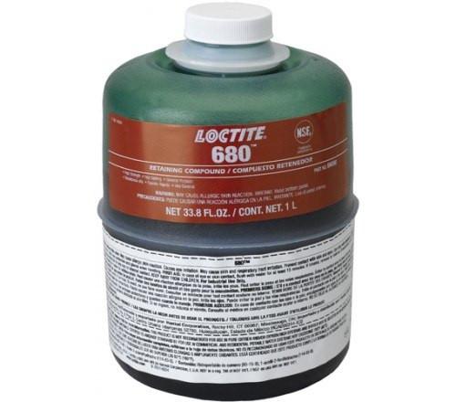 Loctite 680 - botella 1 lt
