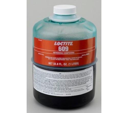 Loctite 609 - botella 1 lt
