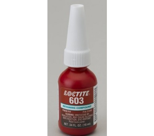 Loctite 603 - botella 10 ml
