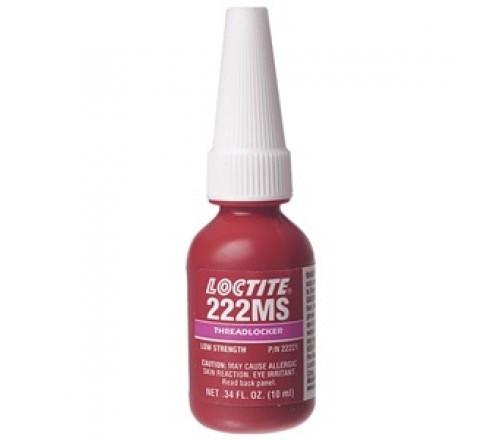 Loctite 222MS - botella de 10 ml
