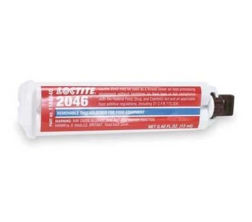 Loctite 2046 - cartucho dual de 12 ml