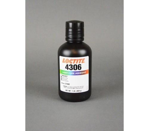 Loctite 4306 Flashcure - botella de 454 gr