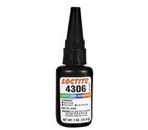 Loctite 4306 Flashcure - botella de 28.4 gr