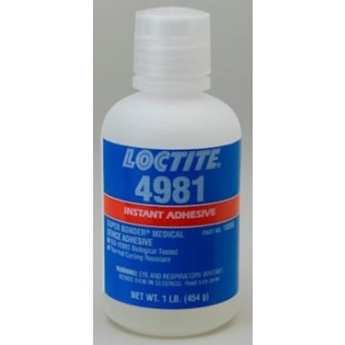 Loctite 4981 - botella de 1 lb