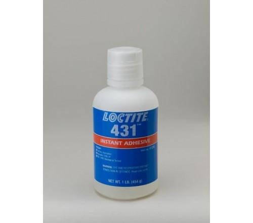 Loctite 431 - botella de 1 lb