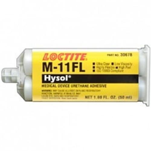 Loctite UK M-11FL HYSOL - cartucho dual de 50 ml