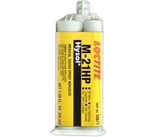 Loctite EA M-21HP HYSOL - cartucho dual de 50 ml