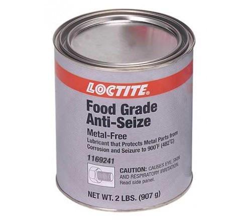 Loctite LB 8014 Anti-Aferrante Grado Alimenticio - lata 2 lb - Color Blanco