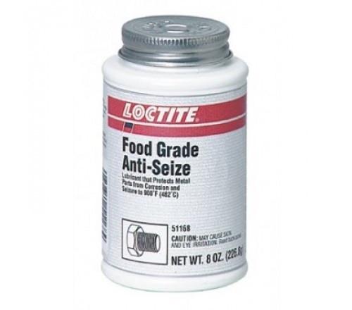 Loctite LB 8014 Anti-Aferrante Grado Alimenticio - lata 8 oz con brocha - Color Blanco