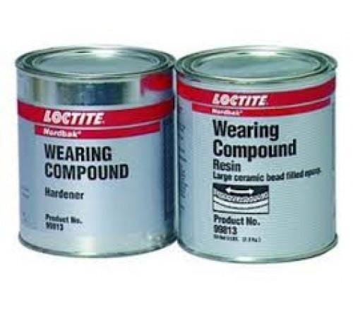 Loctite Nordbak Compuesto Antidesgaste - kit 25 lb