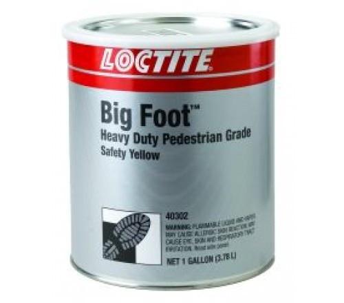 Loctite Big Foot Uso Rudo Grado Peatonal - Lata 1 Gal. - Amarillo