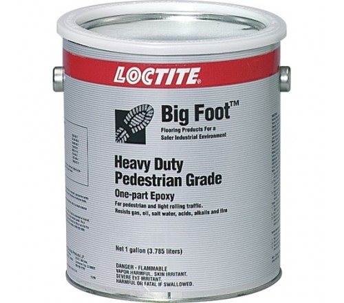 Loctite Big Foot Uso Rudo Grado Peatonal - Lata 1 Gal. - Gris