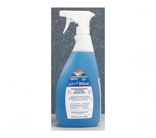 Loctite SF 7840 Natural Blue Limpiador y Desengrasante Biodegradable - Atomizador De 24 Fl. Oz.