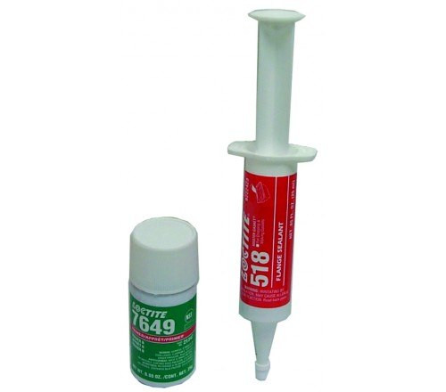 Loctite 518 Gasket Eliminator Sellador de Bridas - Jeringa 25 ml / Act 25 g