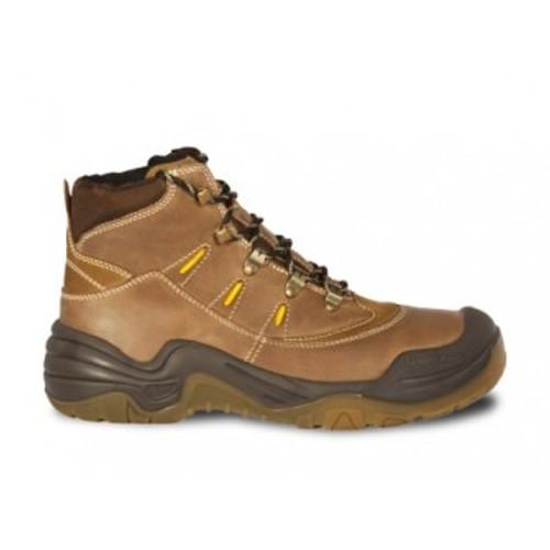 Zapato Berrendo 3011 con Casco (café)
