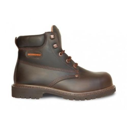 Zapato Berrendo 154 con Casco(SBR)