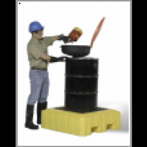 UltraTech 9607 Polyethylene Ultra-Spill Pallet P1 Plus