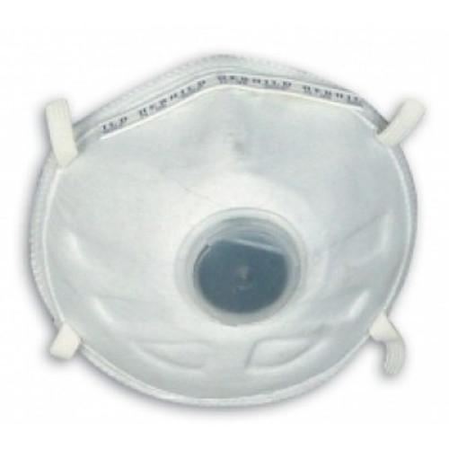 Mascarilla con sello contorno completo y valvula de exhalacion