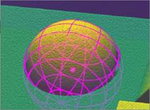 Estracción esfera 3D