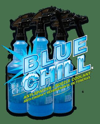 logo blue chill