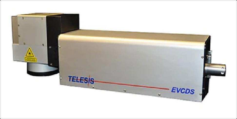 codificador laser de diodo telesis vanadate