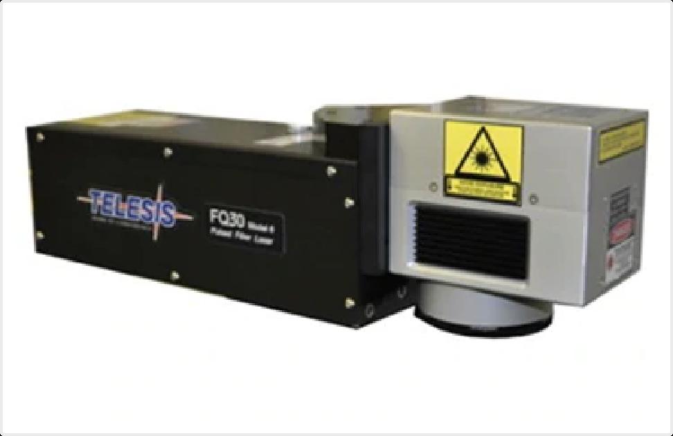codificador laser de fibra telesis series f30v f50v f75v