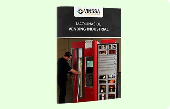 Máquinas de vending industrial