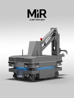 Mobile Industrial Robots MIR
