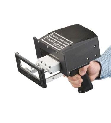 Micropercusión Telesis Pinstamp 4215