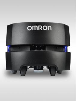 robot movil omron serie ld