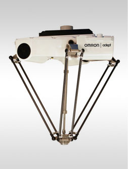 robot omron hornet paralelo 565