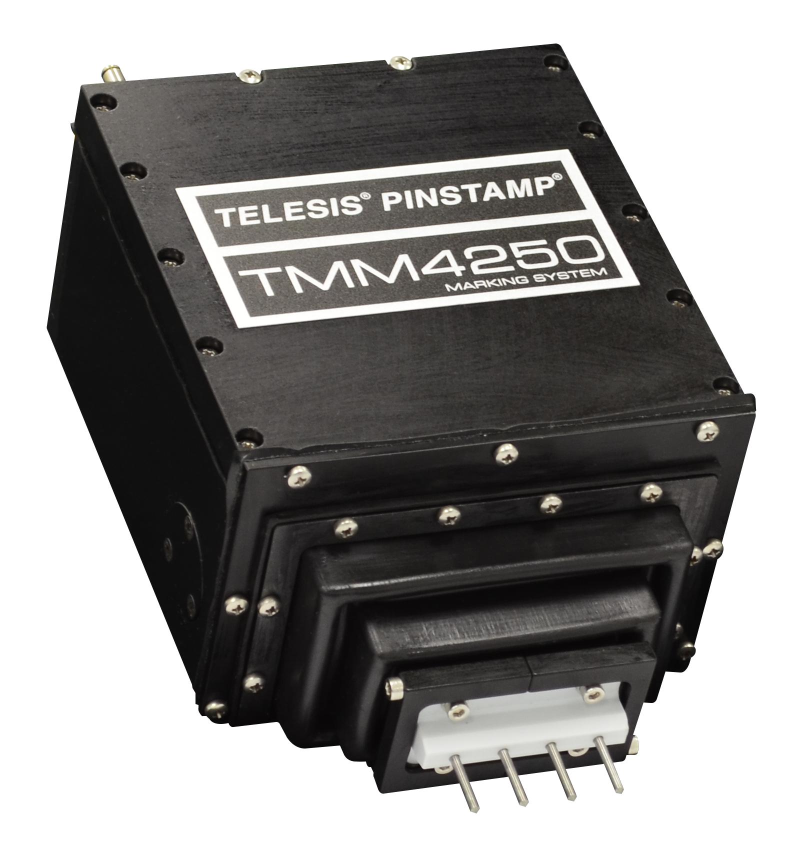 Micropercusión Telesis Pinstamp 4250