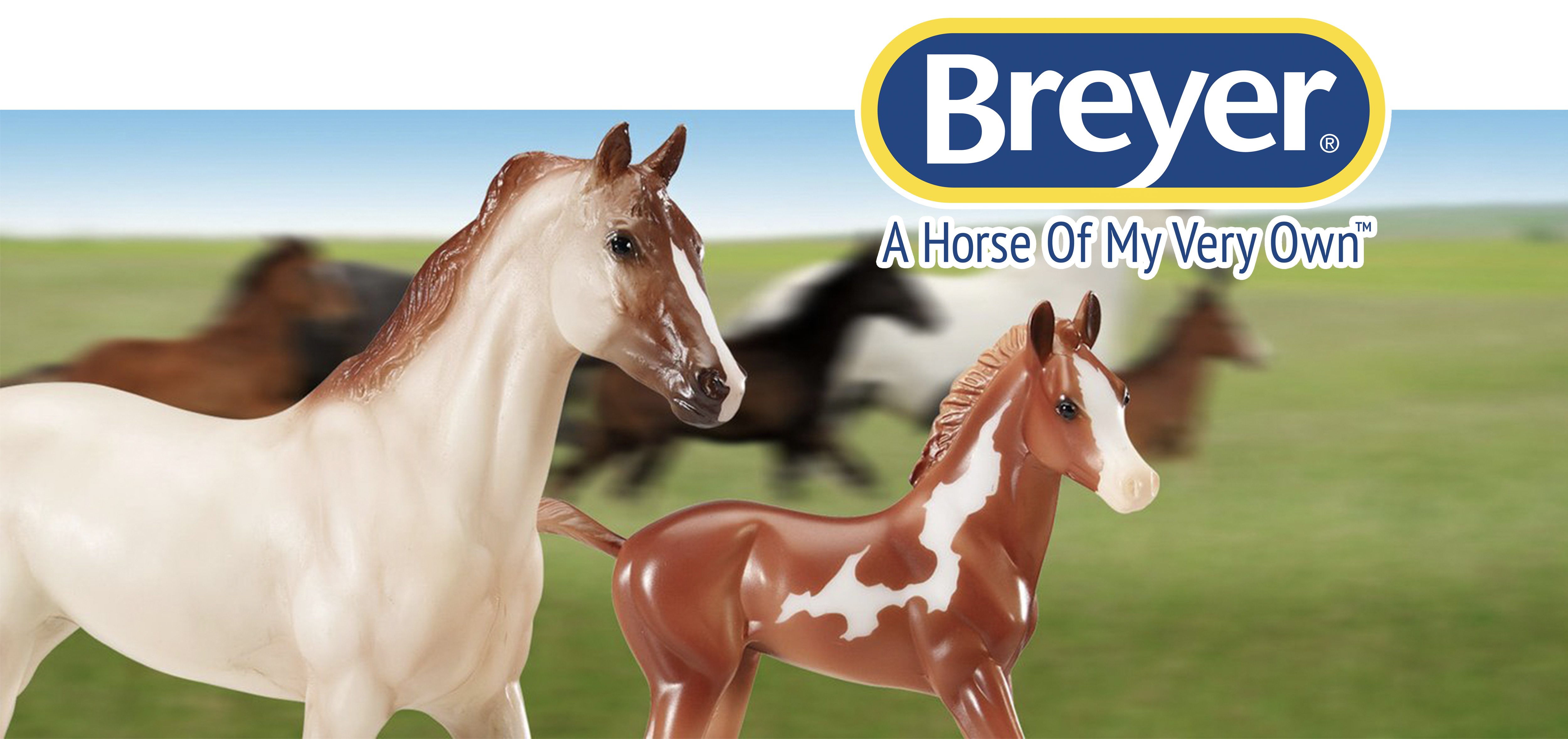 Buy Breyer horse models from Australia's best horse figurine store. Shop Breyer traditional, classic, stablemates, crafts and more.