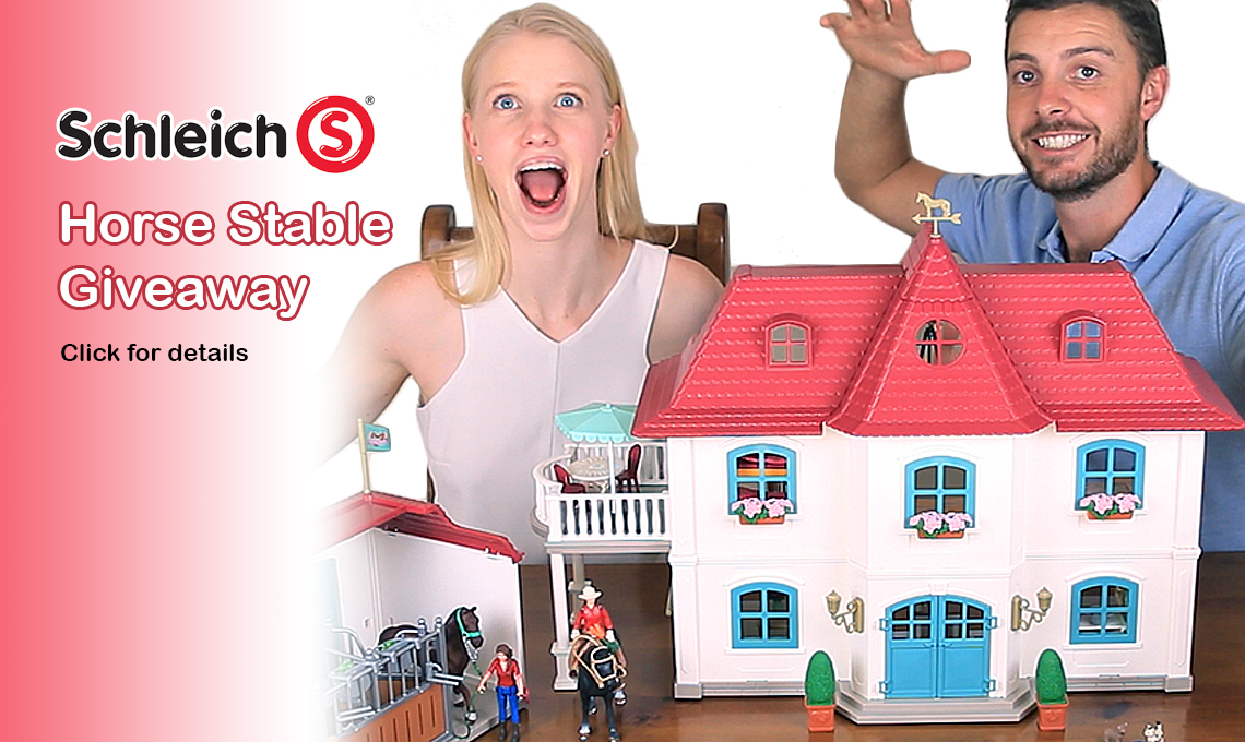 Buy Schleich from Australia's favourite Schleich and toy figurine store. Bayala, dinosaurs, farm world, wild life and more. Click here for the giveaway information