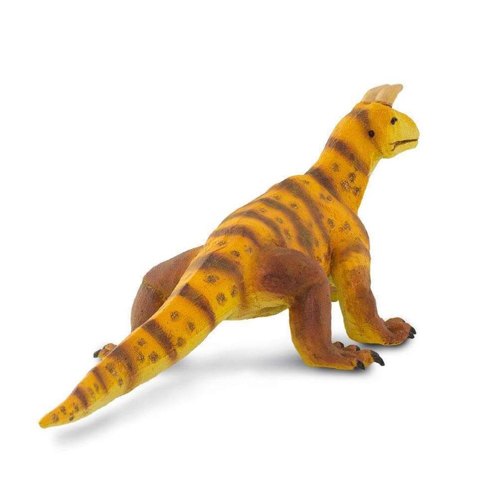 Safari Ltd Shringasaurus back view