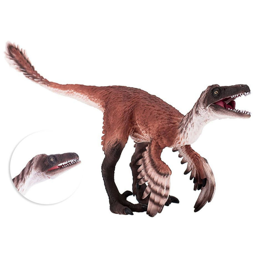 Mojo Troodon with Articulated Jaw