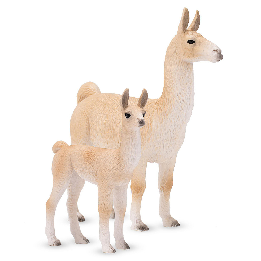 Mojo Llama Baby with mother (sold separately)