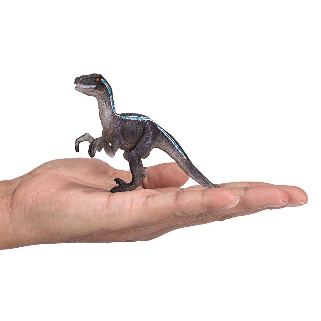Mojo Velociraptor Standing size in hand